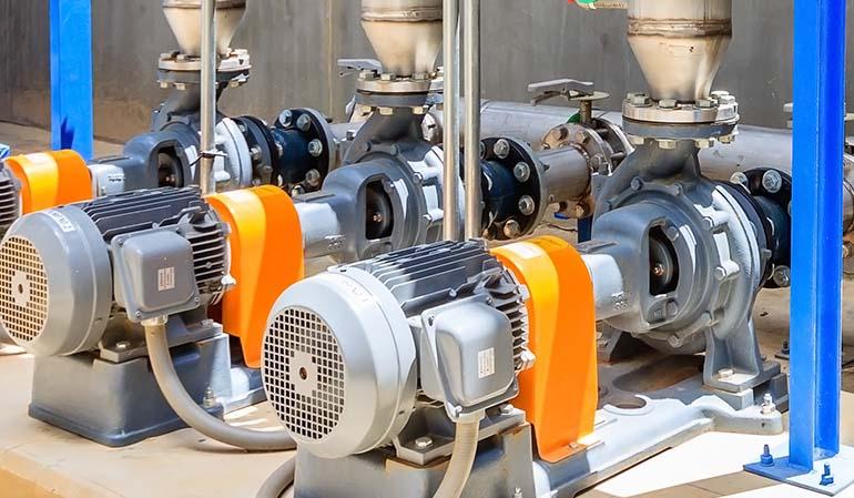 AC-Synchronous-Motor